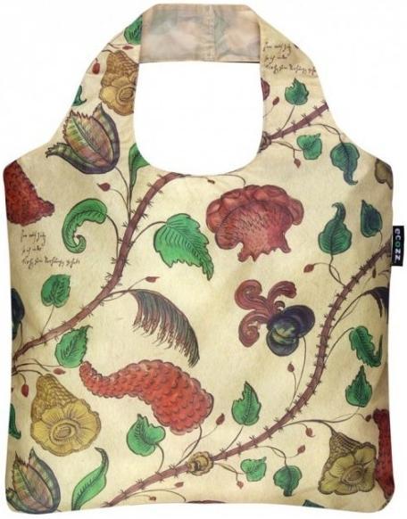 "Ekologická skládací taška ECOZZ - ""Codex pictoricus Mexicanus"""