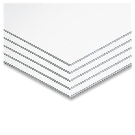 Art Board 30x40 cm - deska z tvrzeného papíru Canson - bílá