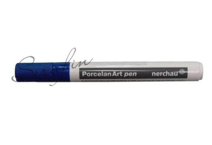 Fixa na porcelán NERCHAU PORCELAN ART - tmavě modrá