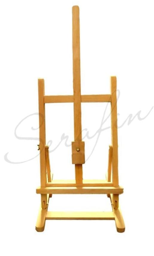 Stolní malířský stojan - bukové dřevo