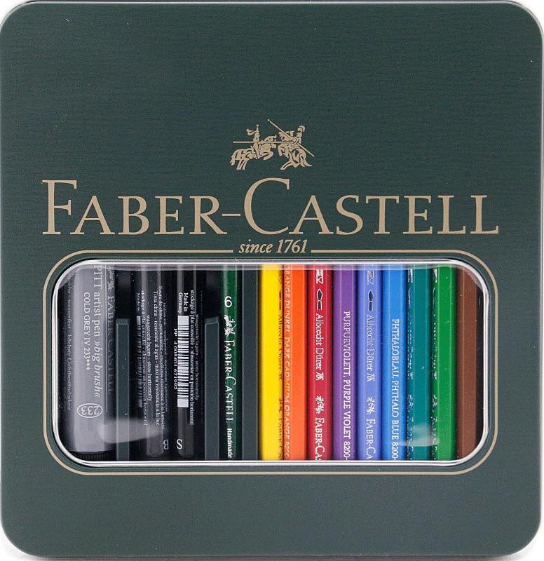 Umělecké pastelky a příslušenství Faber-Castell