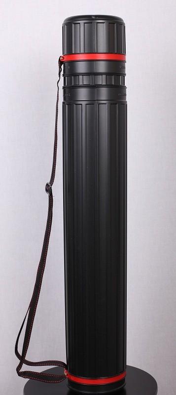 Plastový tubus na výkresy - teleskopický 60/110 cm