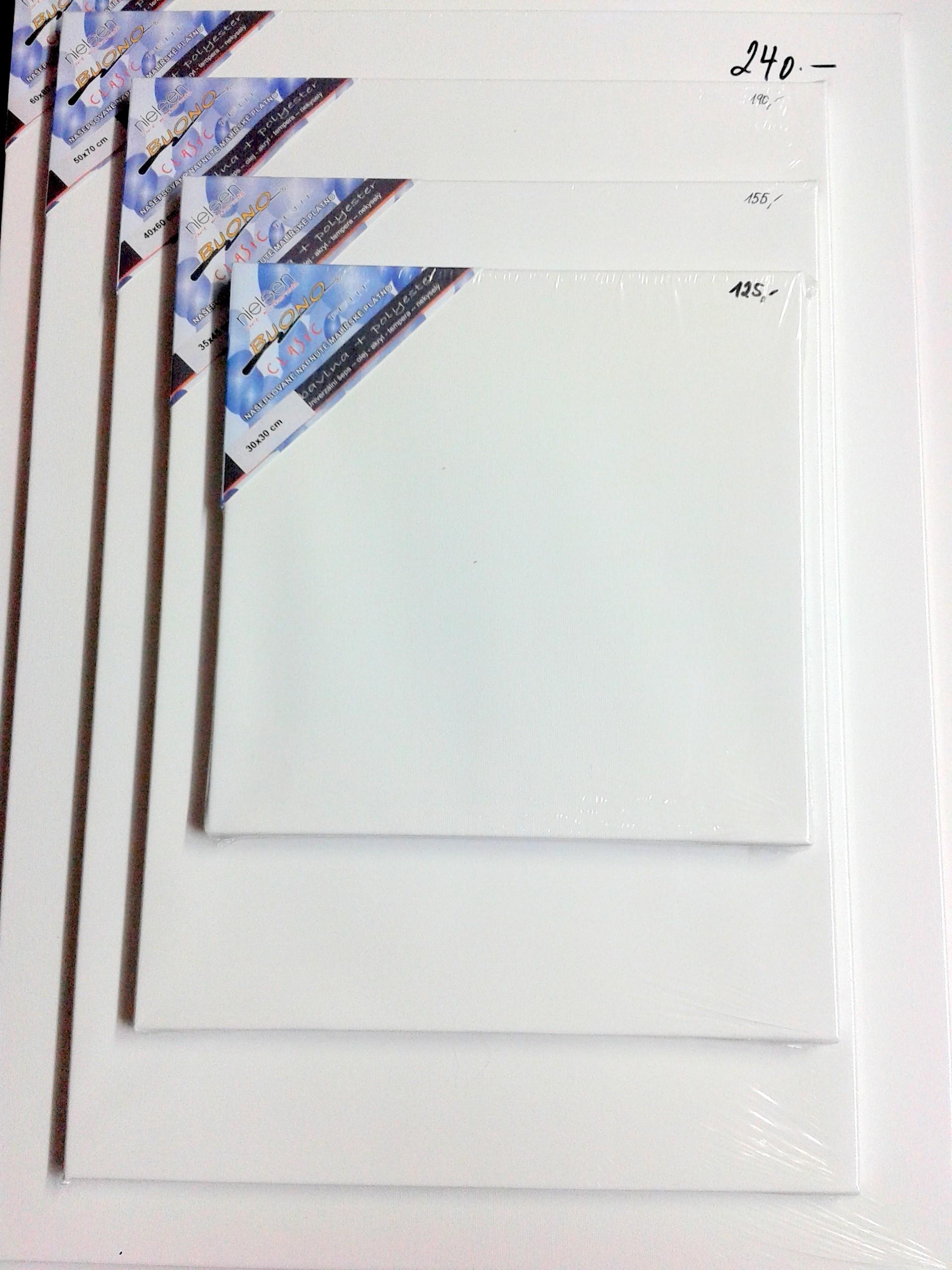 Malířské plátno Nielsen Buono petit - 30x30 cm