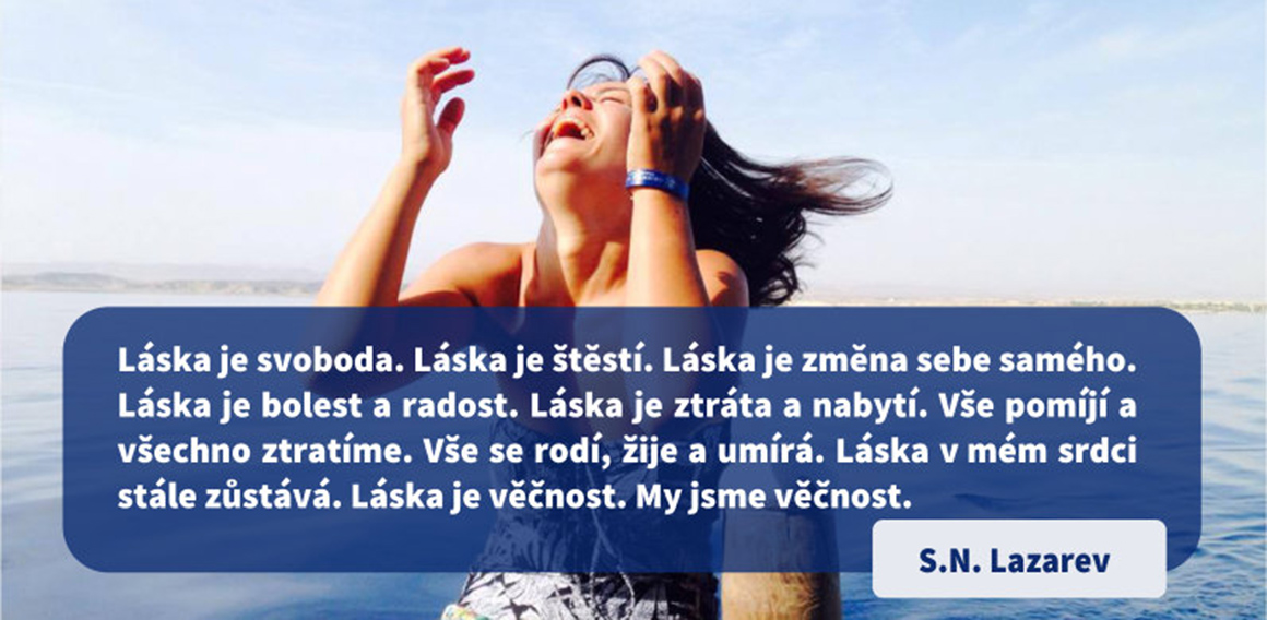 Lazarev citáty