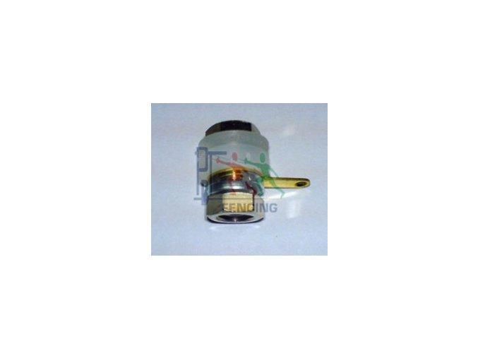 MŮSTEK fleret - náhradní šroubky s matkou, 3 mm