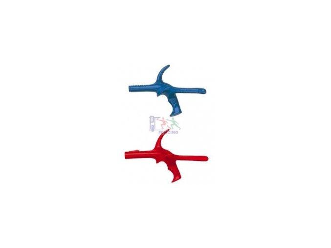 Ručka belgická fleret, typ A, různé barvy izolační vrstvy