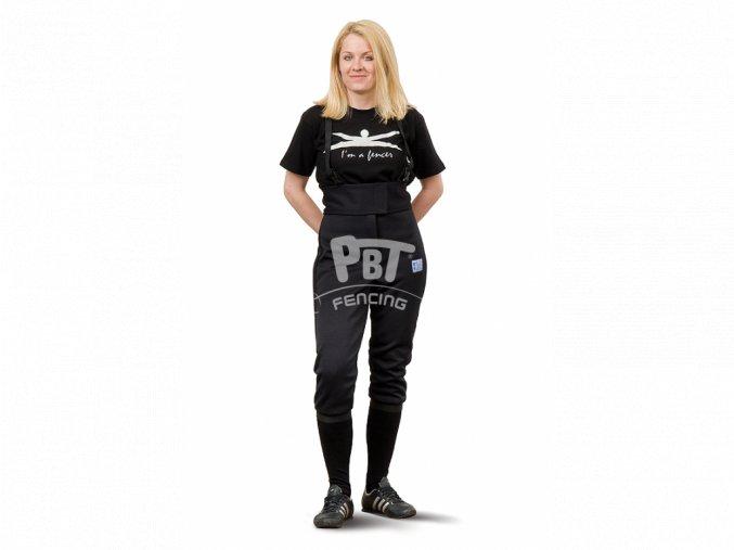Dres kalhoty nonFIE 350 N elastické ČERNÉ dámské