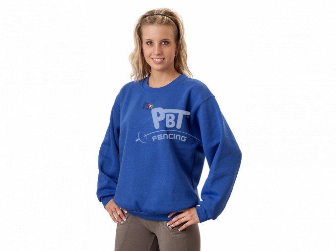 PBT mikina se šermířským motivem