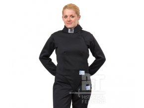 dres černý dámský 350N