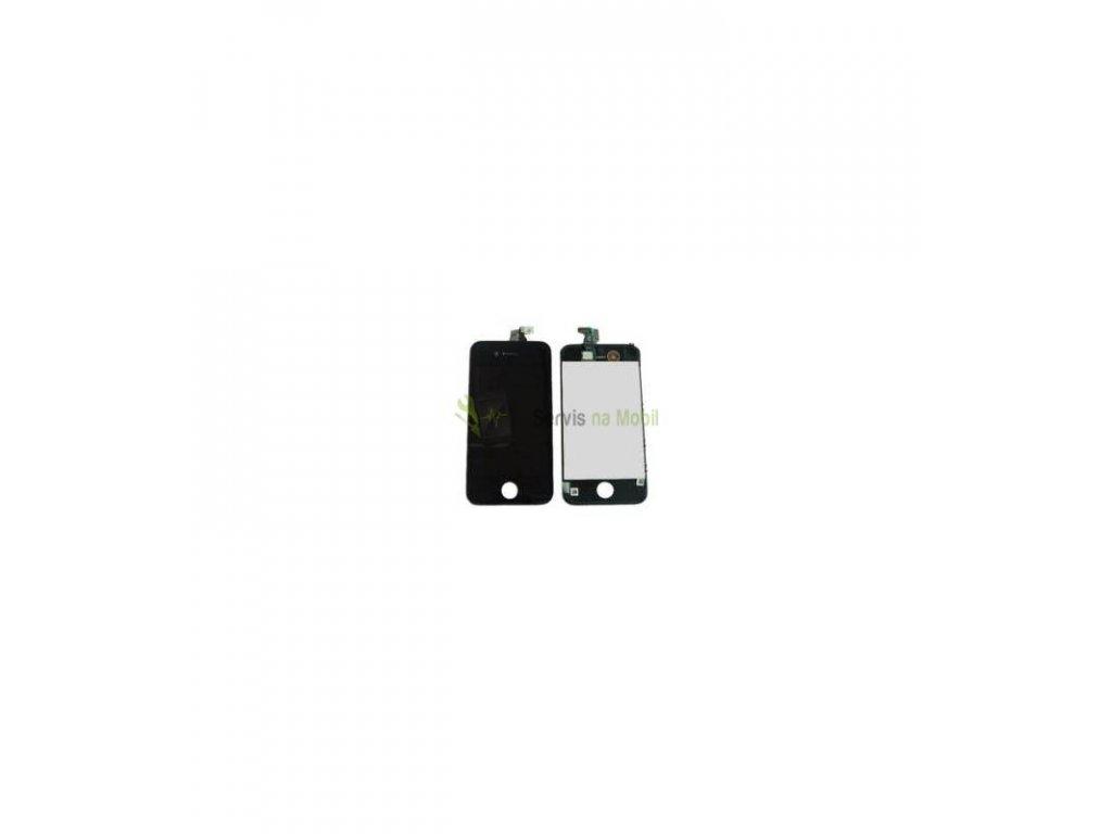 LCD displej a dotyková plocha iPhone 4 čierna farba