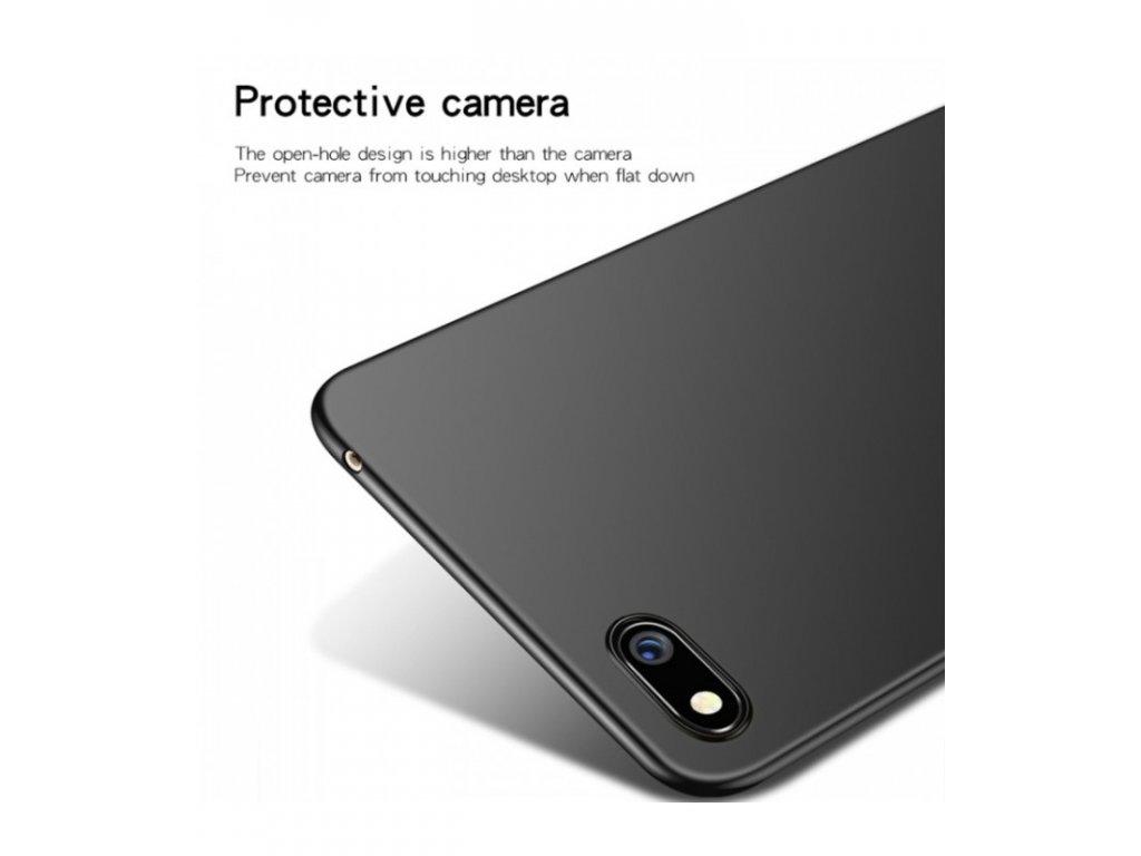 Puzdro Huawei Y5 2018 plastové MOFI čierna farba