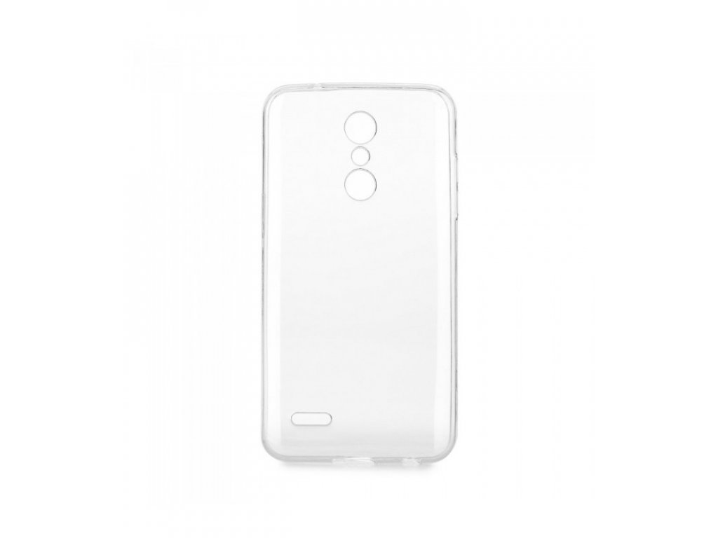 Puzdro LG K11 (K10 2018 ) ultra tenké 0,5 mm priesvitné