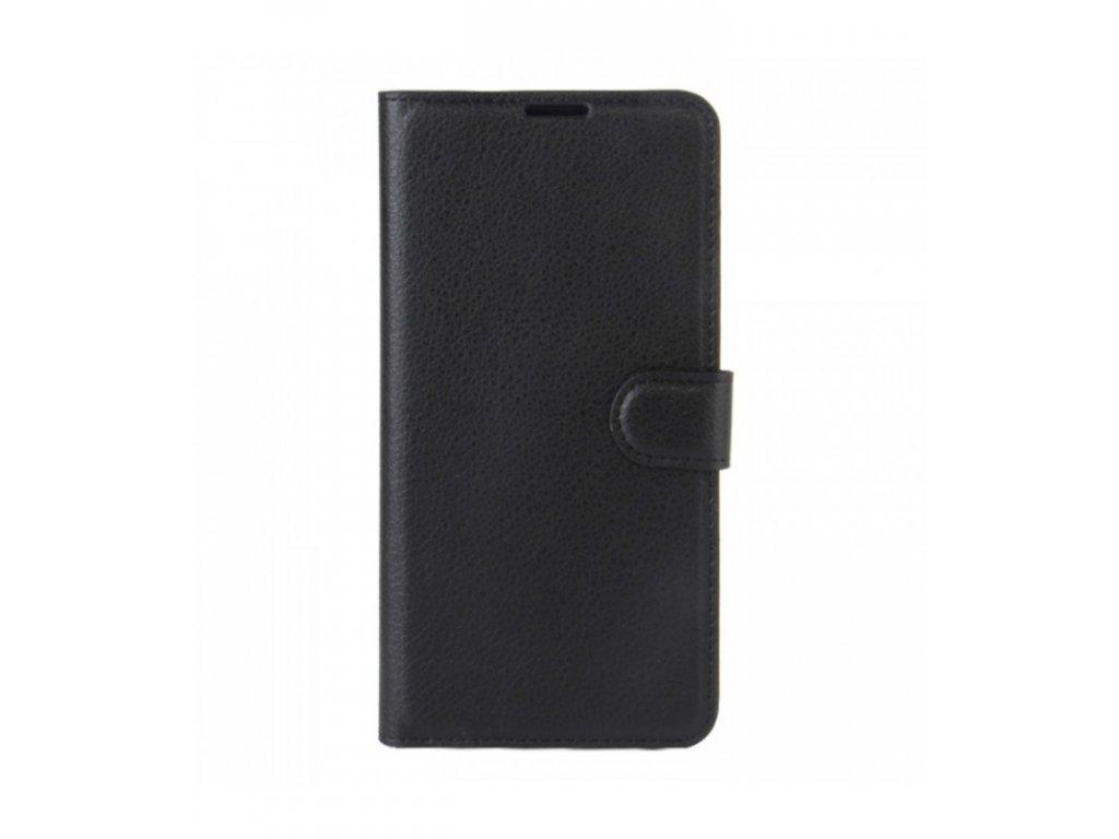 Knižkové puzdro Sony Xperia XA1 Ultra čierna farba