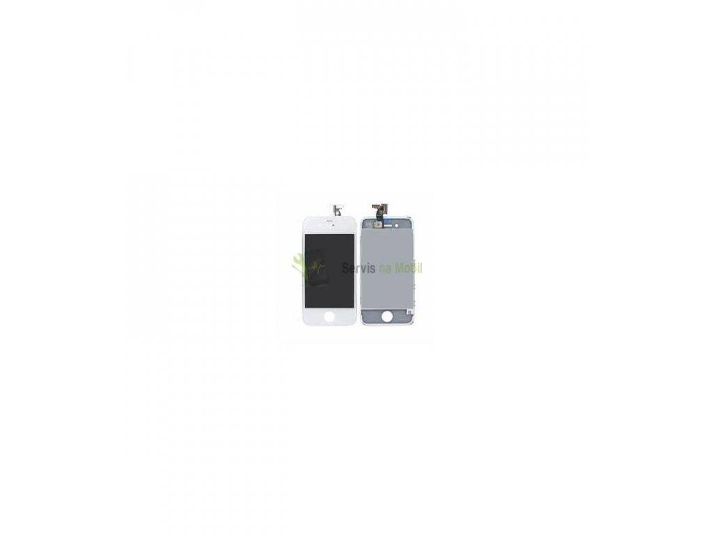 LCD displej a dotyková plocha iPhone 4s biela farba