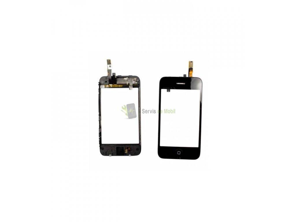 Dotyková plocha Iphone 3g čierna farba