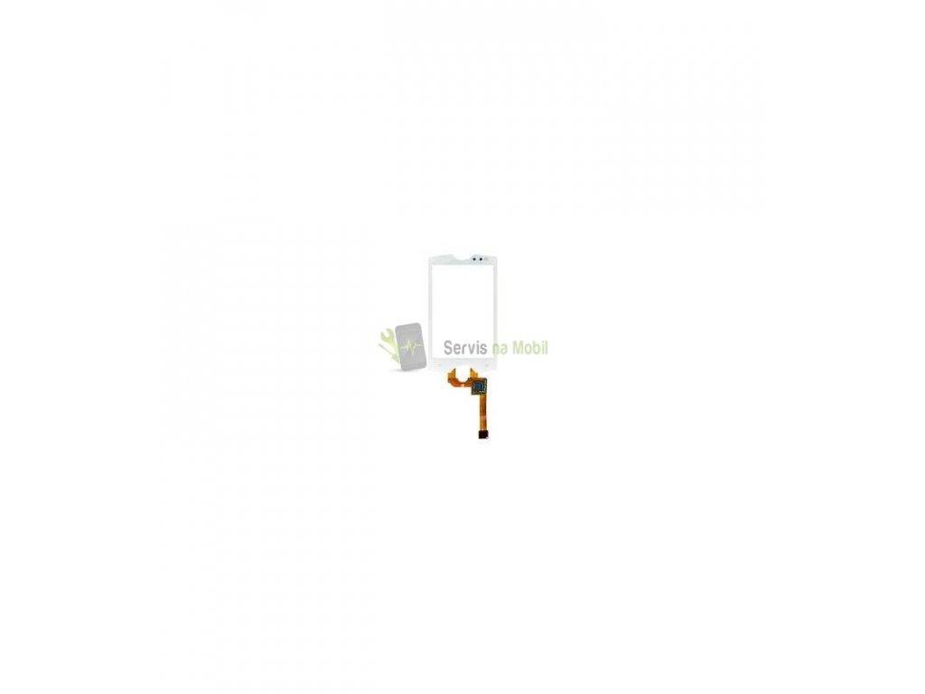 Dotyková plocha Sony Ericsson Xperia mini ST15i biela farba