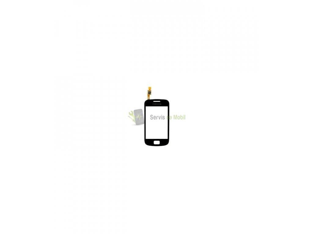 Dotyková plocha Samsung Galaxy mini 2 S6500 čierna farba