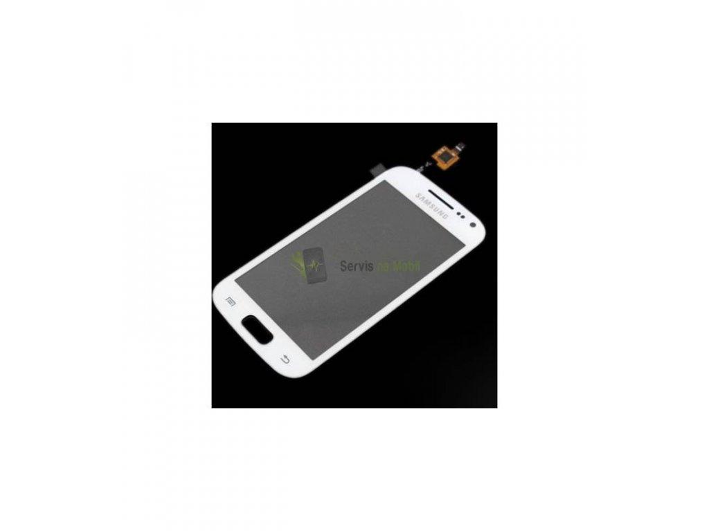 Dotykové sklo Samsung Galaxy Ace 2 i8160 biela farba