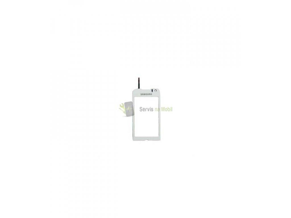 Dotyková plocha Samsung Jet S8000 biela farba