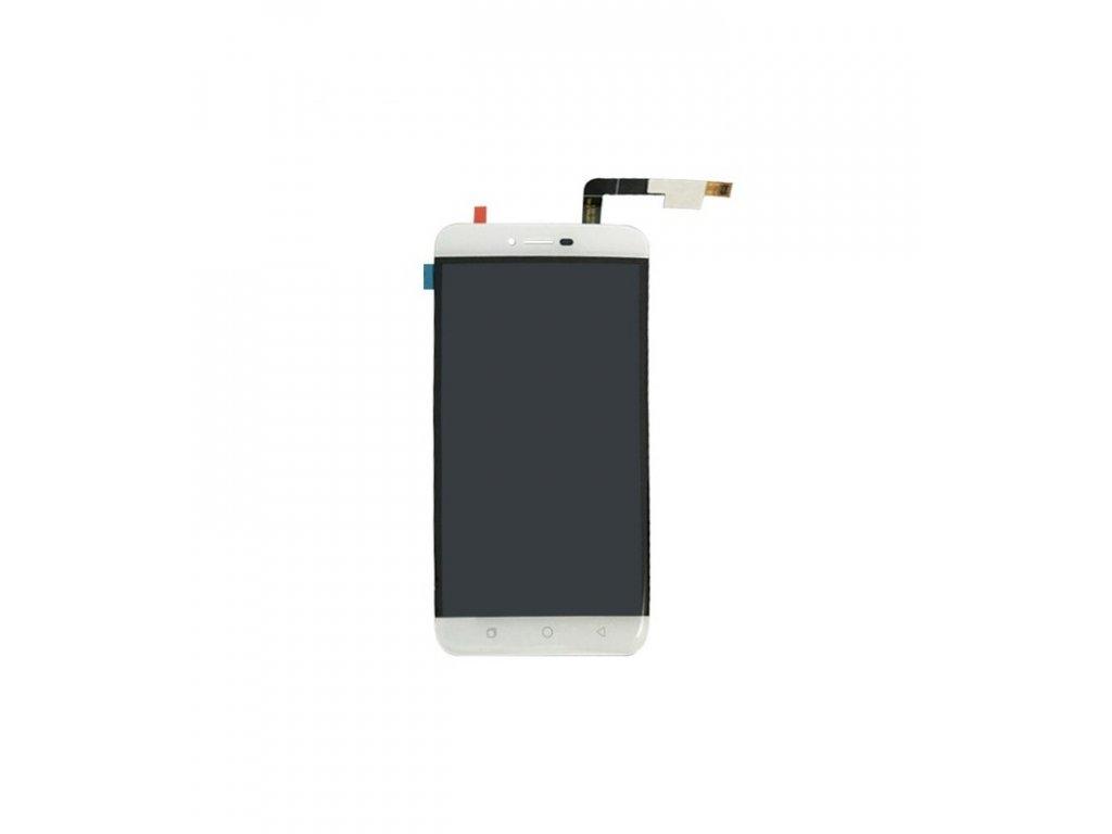 LCD displej a dotykové sklo Coolpad Porto E560 biely