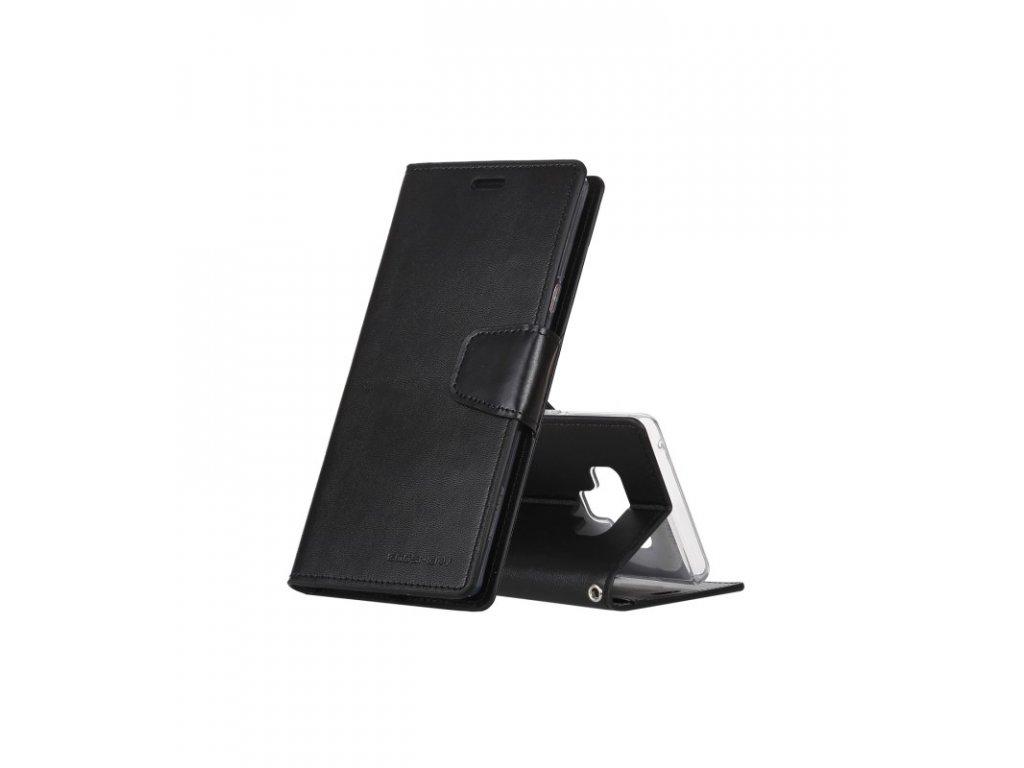 Puzdro Samsung Galaxy Note 9 N960f Sonata Diary knižkové čierne
