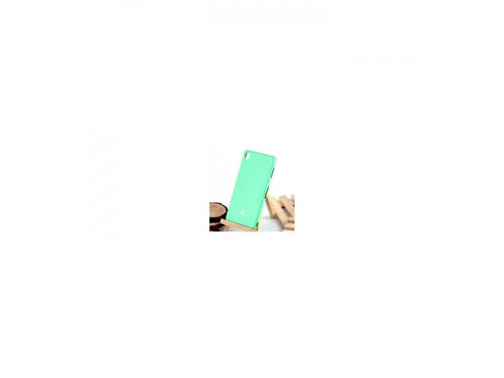 Puzdro Sony Xperia Z2 Jelly Case mentolové