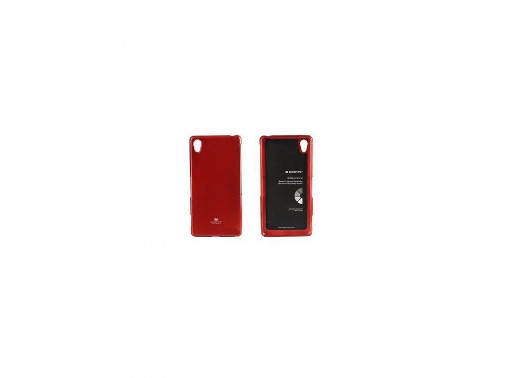 Puzdro Sony Xperia Z2 Jelly Case červené