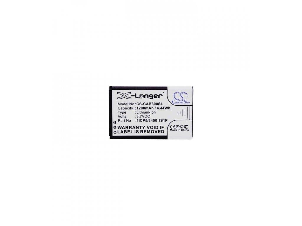 Batéria CS-CAB300SL CAT B30 1200mAh
