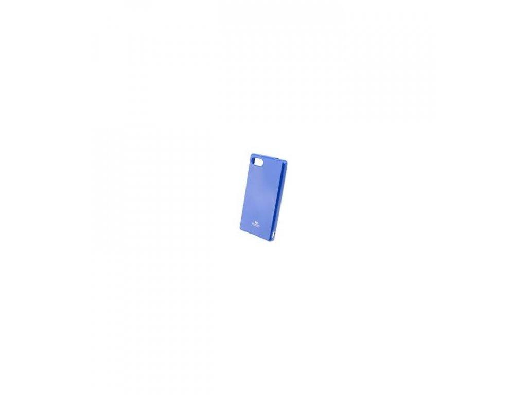 Puzdro Sony Xperia Z5 compact Jelly Case modré