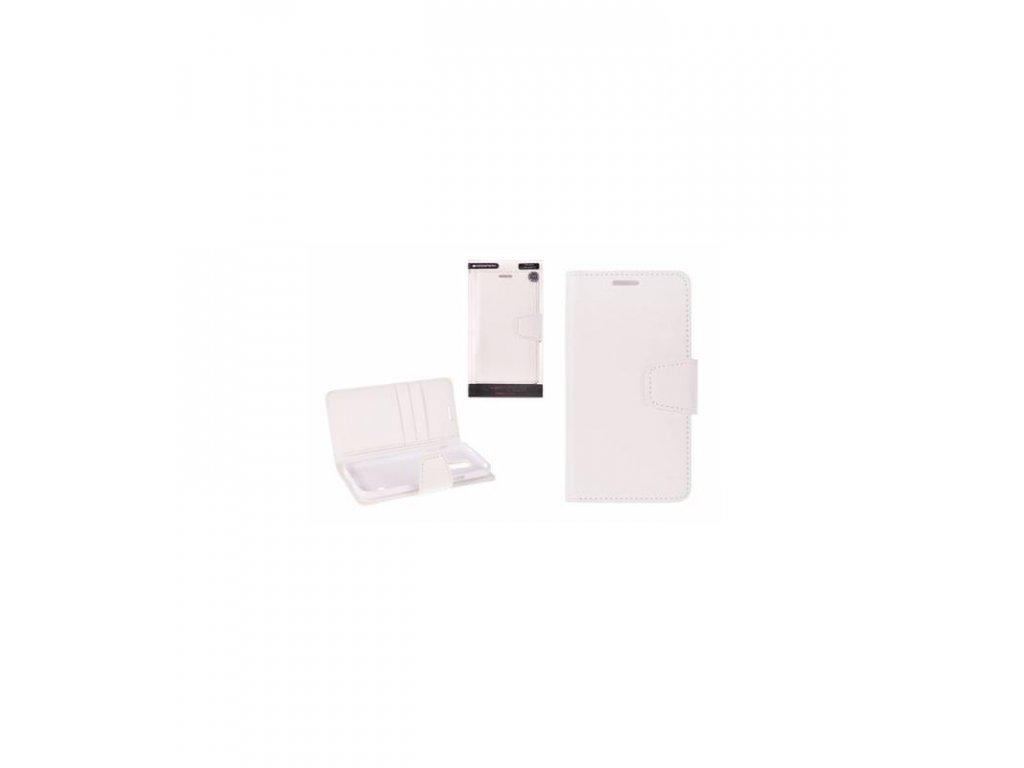 Púzdro Samsung Galaxy S6 Edge Plus Sonata Diary biele