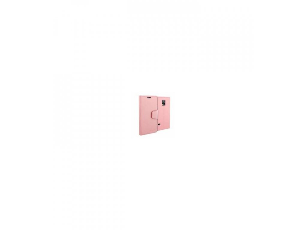 Knižkové púzdro Sonata Diary na Samsung Galaxy S5 mini ružové