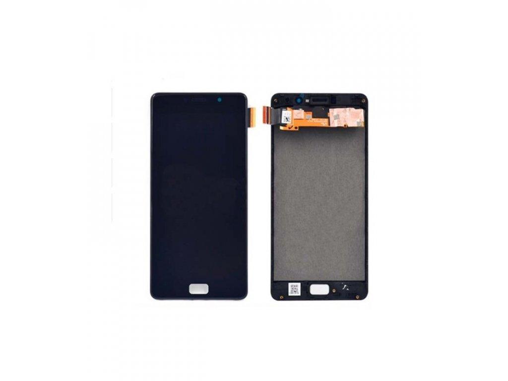 LCD displej a dotyková plocha Lenovo P2 čierna farba
