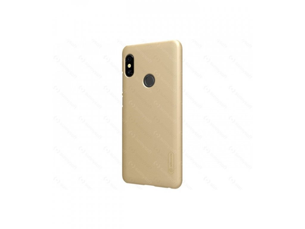 Puzdro Xiaomi mi A2 Lite / Redmi 6 Pro zlatá farba