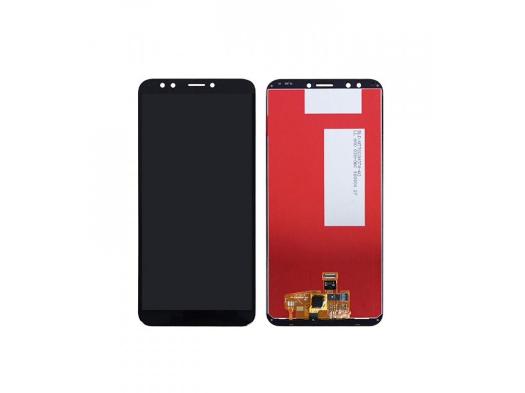 LCD displej a dotyková plocha Huawei Y7 Prime 2018 čierna farba