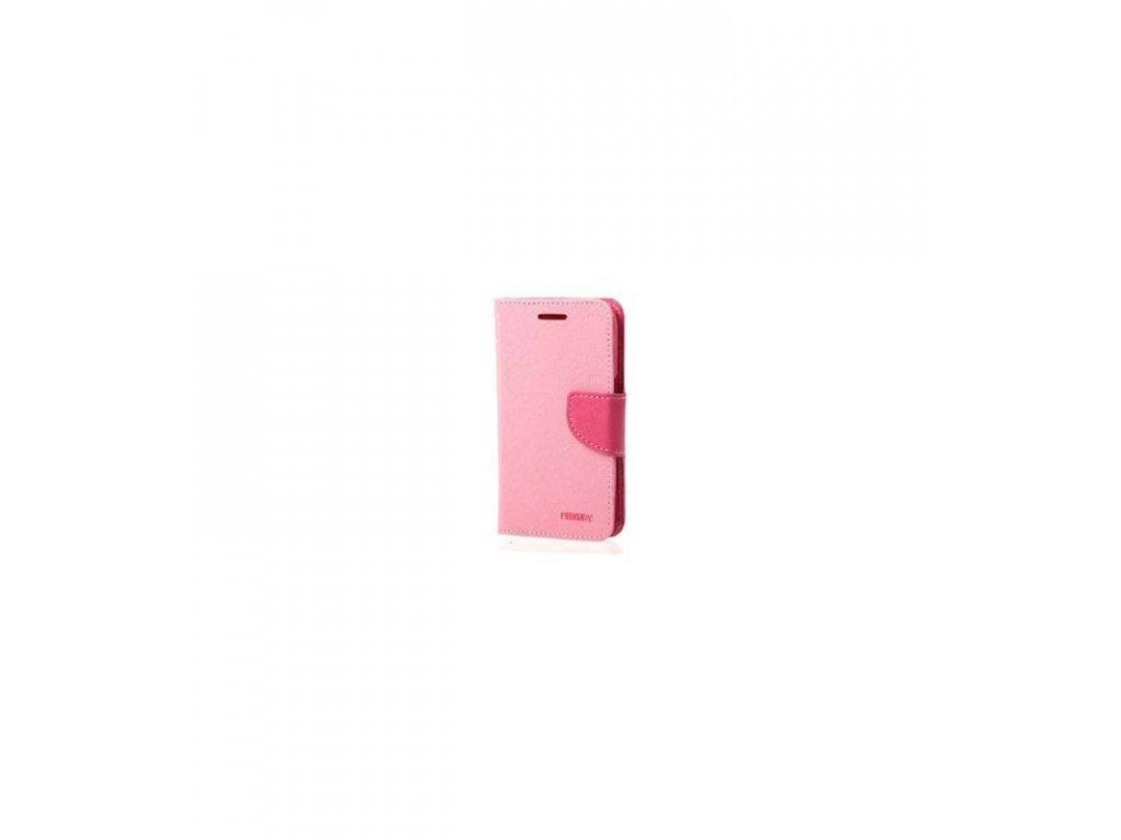 Puzdro Sony Xperia Z3 Fancy Diary ružové