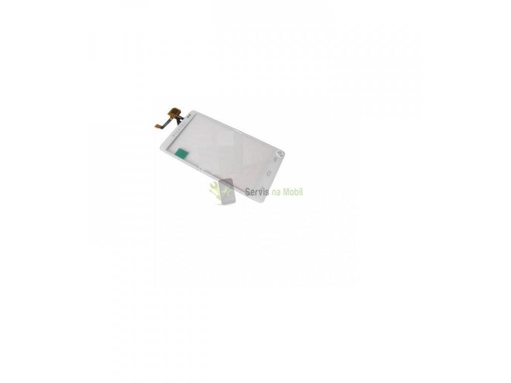 Dotyková plocha Alcatel OT 993 biela farba