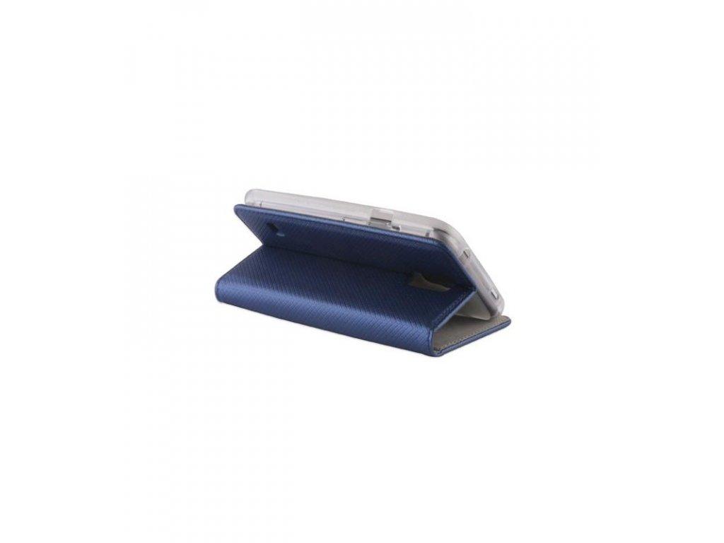 Knižkové puzdro Huawei P20 Pro / Plus modrá farba