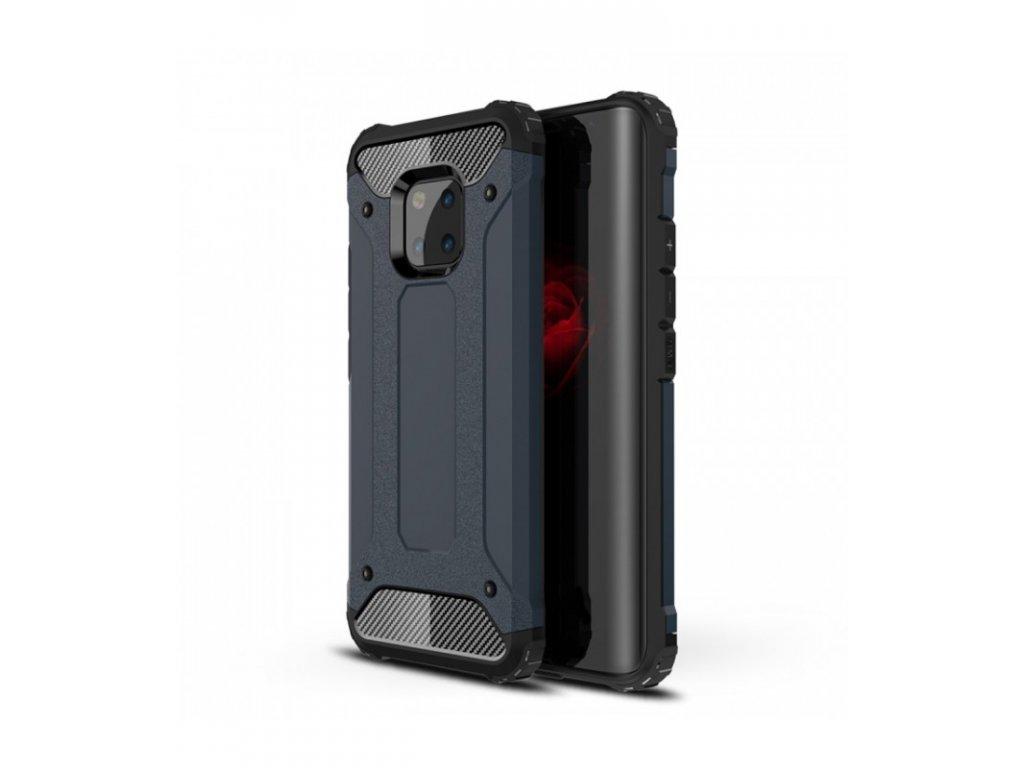 Púzdro Huawei Mate 20 Pro ARMOR modré