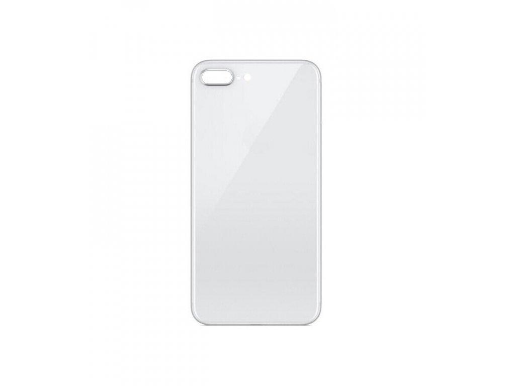 Zadné sklo iPhone 8 Plus biela farba