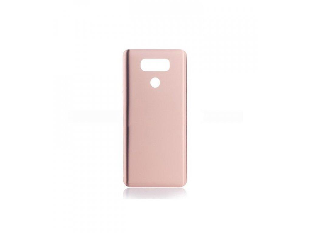 Zadný kryt LG G6 zlatá farba