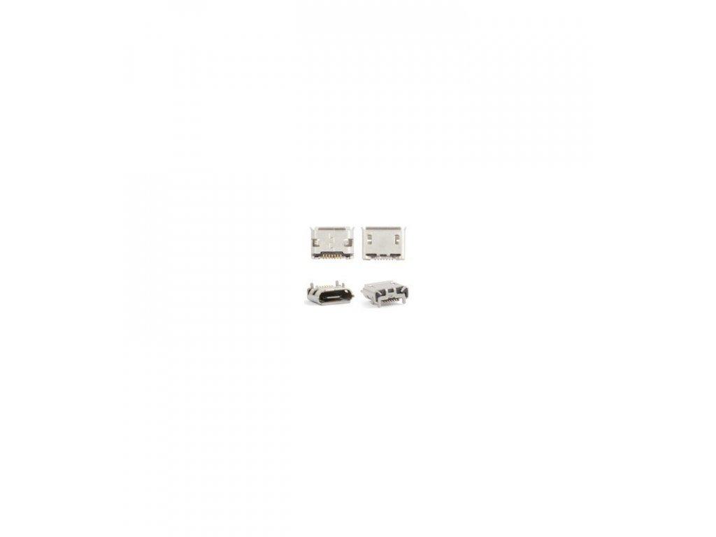 Nabíjací konektor Samsung B3310, B7610, C3300, C5510, I5500 Galaxy 550, I9070 Galaxy S Advance, I9100 Galaxy S2, I9103 Galaxy R,