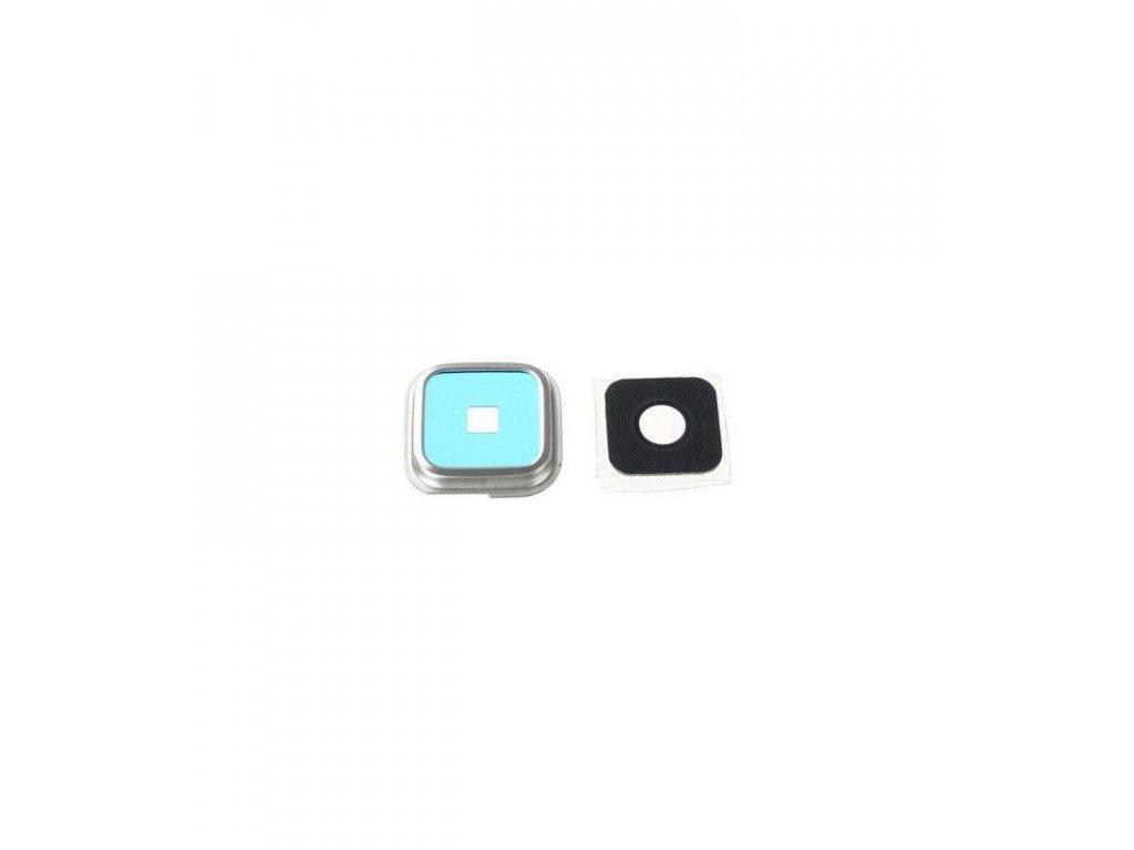 Sklíčko fotoaparátu Samsung Galaxy A5 A500 biela farba