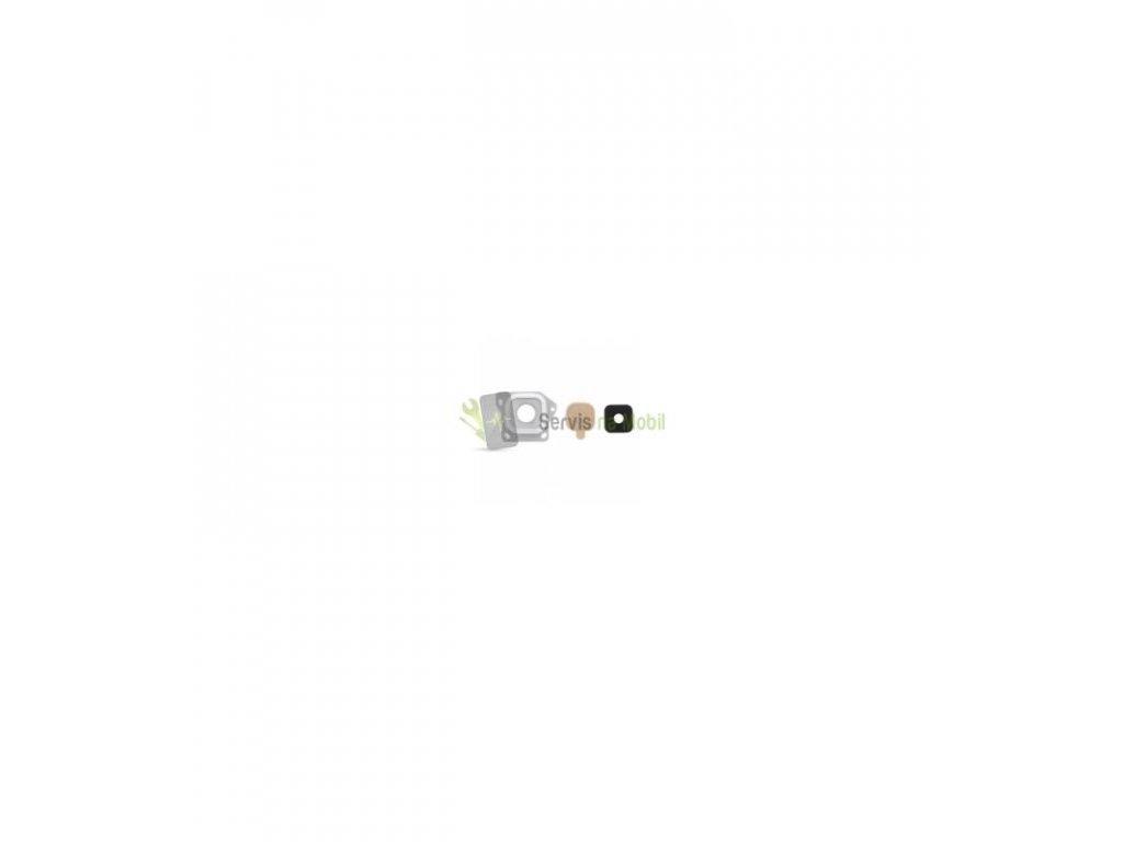 Sklíčko fotoaparátu Samsung Galaxy A3 A300 biela farba
