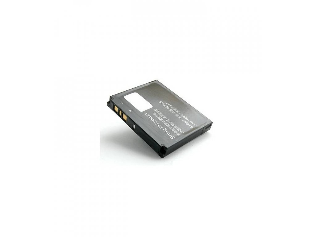Batéria BST-39 SonyEricsson T707i, W380, W508, W910i, Z555i 920mAh
