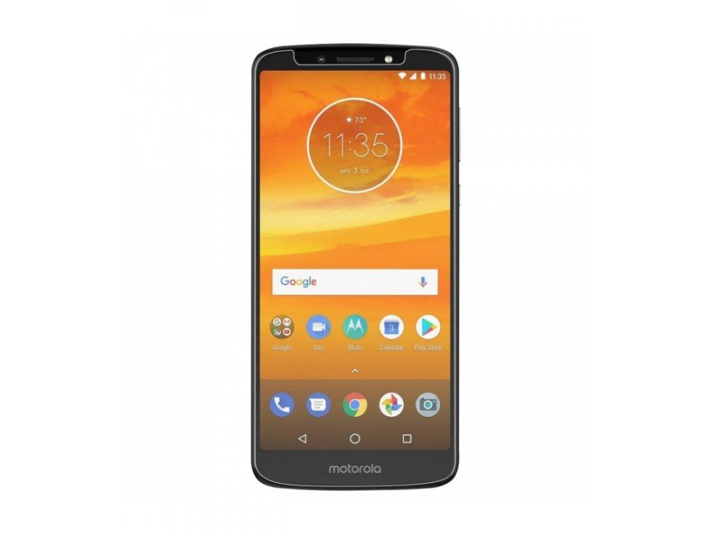 9H ochranné tvrdené sklo Motorola Moto E5 plus