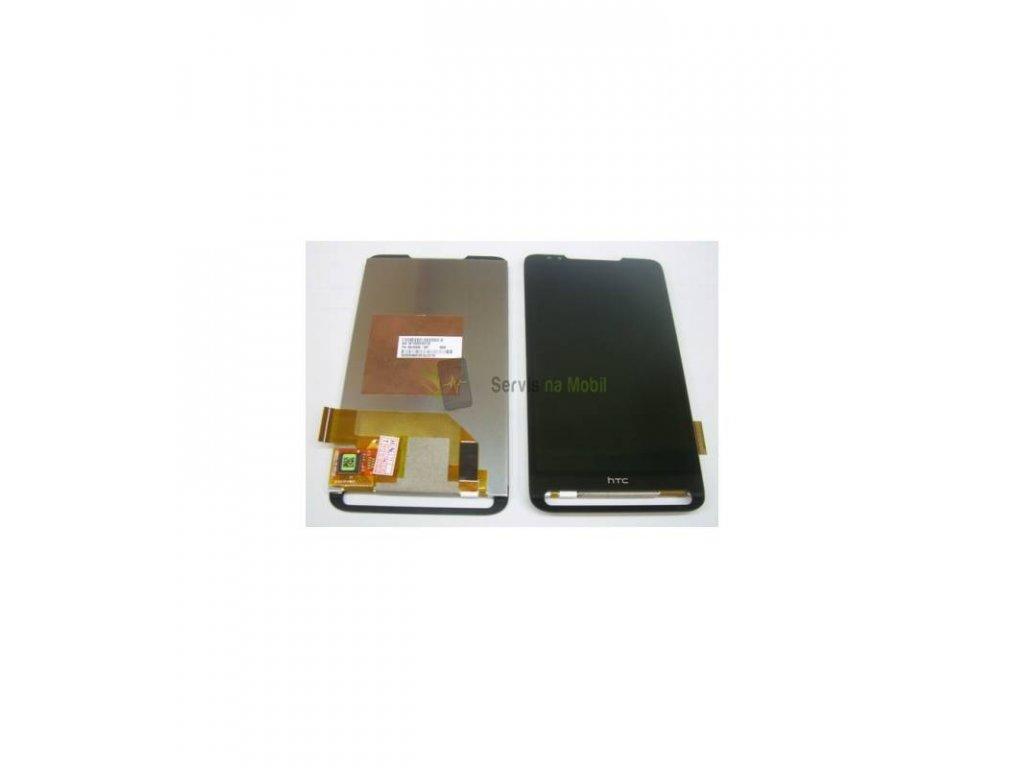 LCD display s dotykovou plochou HTC HD2