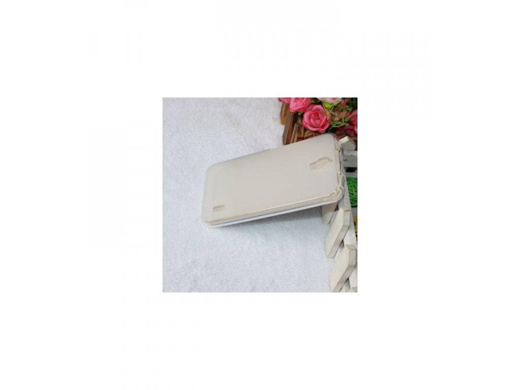 Ultra tenké puzdro Huawei Ascend Y560 Fancy Diary priesvitné