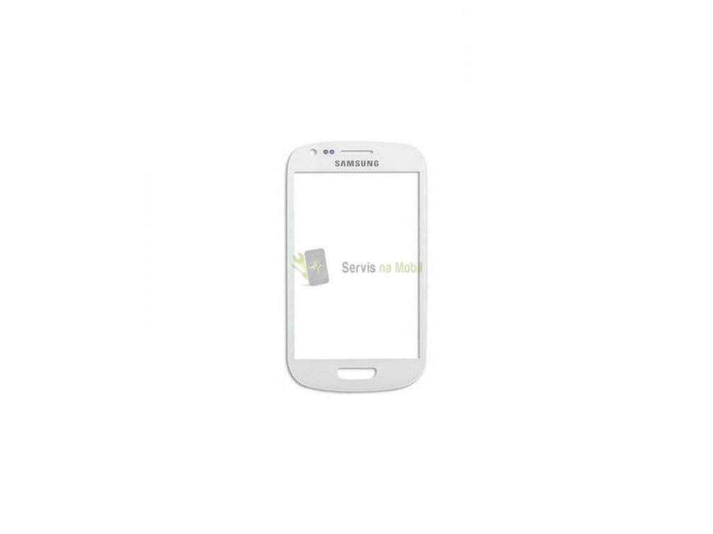 Sklo Samsung Galaxy S3 mini i8190 biela farba