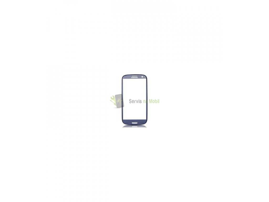 Sklo Samsung Galaxy S3 i9300 modrá farba