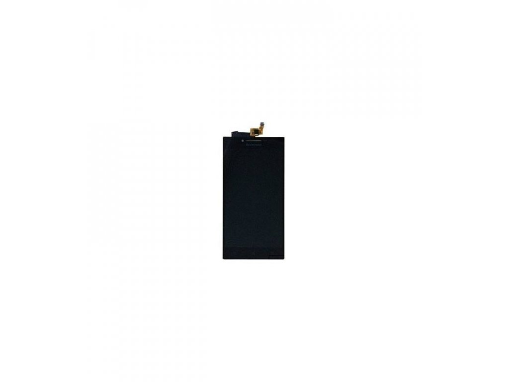 LCD displej a dotyková plocha s rámom Lenovo P70-A, P70-T čierna farba